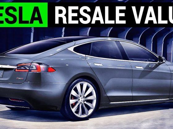 Tesla Resale Value