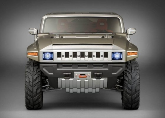 GM To Resurrect the Iconic Hummer As An EV.