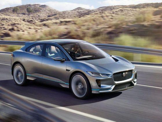 Jaguar I-Pace S