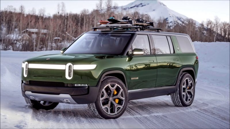 Rivian R1S Review