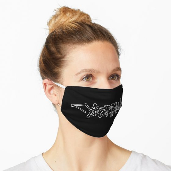 Cybertruck Mask from Voltly