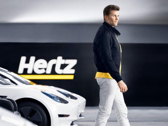 Tesla-hertz-order-100000-electric-car-rental-contract