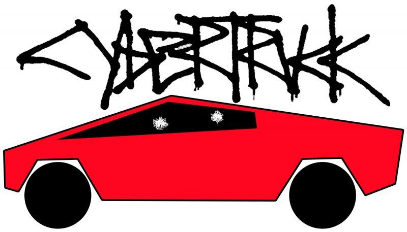 Tesla CYBRTRK