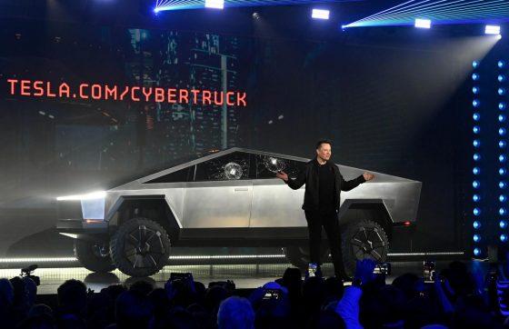 Cybertruck Preorders