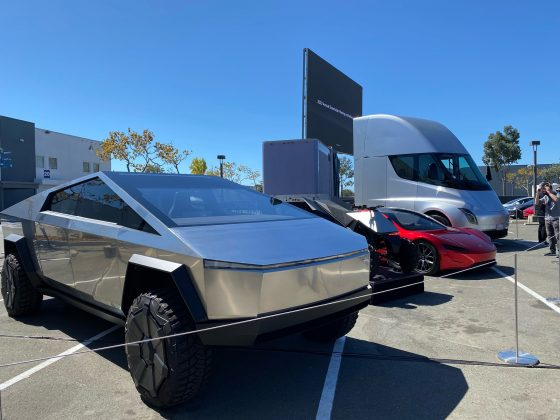 Tesla Annual Shareholders Meeting and Battery Day